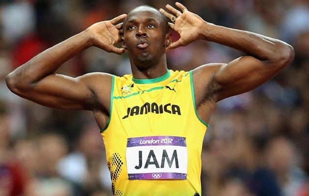 What he did in London: Captured gold in the 100 and 200 meters for the second straight Olympics  What's next: Bolt cemented his legend status this week by becoming the first man to defend his 100 and 200 meters titles in back-to-back Olympics, but he says he's not ready to hang up his spikes. In a post-race interview with NBC on Thursday, Bolt acknowledged he has nothing left to prove, but insisted he will return for Rio 2016 to attempt to win a third straight gold in both events. In the meantime, Bolt has other, more unlikely goals in mind. Bolt will have the chance to fulfill one of his dreams when English Premier League juggernaut Manchester United gives him a tryout.