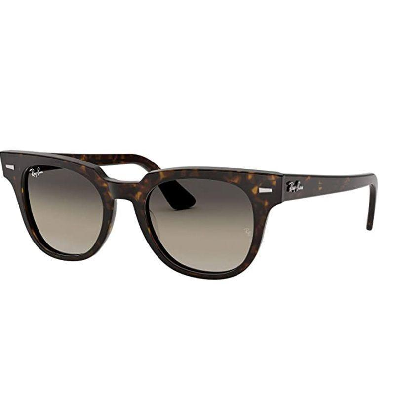"""<p><strong>Ray-Ban</strong></p><p>amazon.com</p><p><strong>$148.20</strong></p><p><a href=""""https://www.amazon.com/dp/B07FZ5HB84?tag=syn-yahoo-20&ascsubtag=%5Bartid%7C10054.g.32958300%5Bsrc%7Cyahoo-us"""" rel=""""nofollow noopener"""" target=""""_blank"""" data-ylk=""""slk:Buy"""" class=""""link rapid-noclick-resp"""">Buy</a></p><p>Hey, it's hip to be square. </p>"""