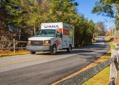 Tennessee posted the largest net gain of U-Haul® trucks crossing its borders in 2020, making it the No. 1 U-Haul growth state for the first time.