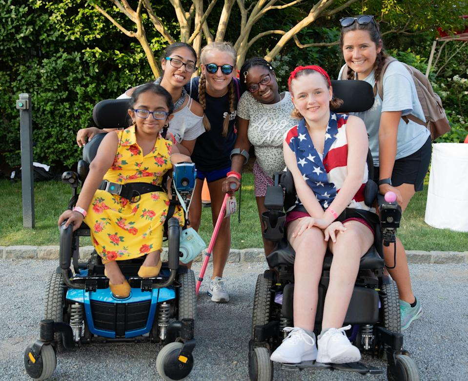 Many happy summer camp scenes like this one, at the Southampton Fresh Air Home, will have to wait until 2021, as camps decide to remain closed for 2020. (Southampton Fresh Air Home)