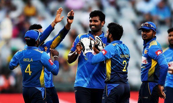 Sri Lanka will be hoping to put forth a spirited show in WC2019