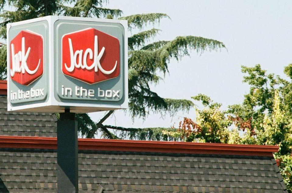"<p>""Jack in the box tacos. It comes to the store as meat in a corn tortilla, and it's deep fried like that. That's why they're so greasy. That was almost twenty years ago, and I'm pretty sure my fingertips are still burned."" — <a href=""https://www.reddit.com/user/AngusVanhookHinson/"" rel=""nofollow noopener"" target=""_blank"" data-ylk=""slk:AngusVanhookHinson"" class=""link rapid-noclick-resp""><em>AngusVanhookHinson</em></a></p>"