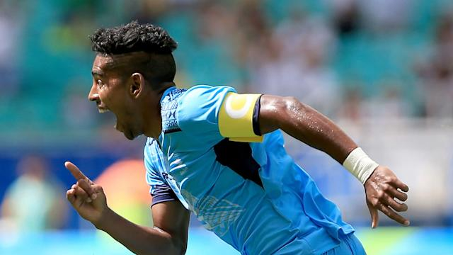 Roy Krishna Fiji v Mexico Olympic Games 07082016