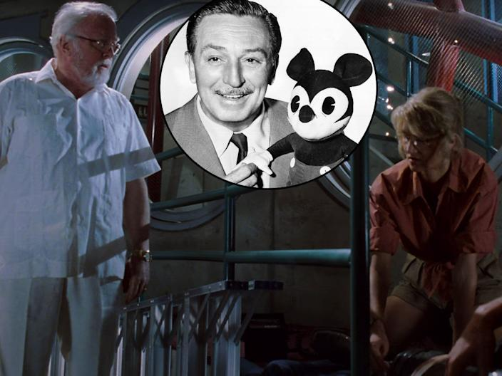 Hammond needs to brush up on his Disney history.