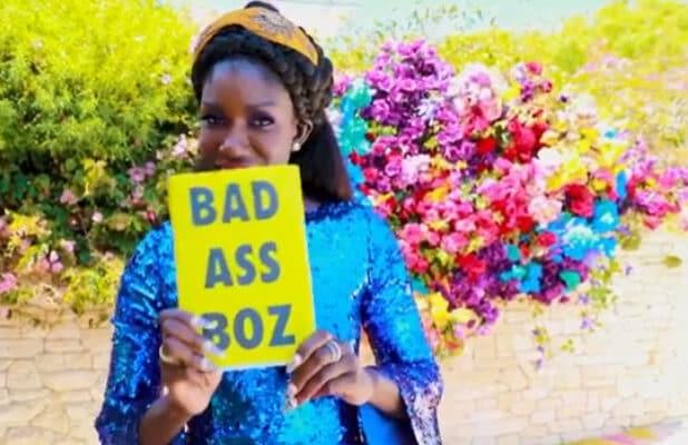 Netflix's New Marketing Chief Proves She's a 'Bad Ass Boz' in Surprising Instagram Clip (Video)