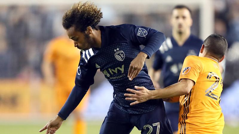 Juve-linked Busio tipped for 'massive future' after firing Sporting KC through