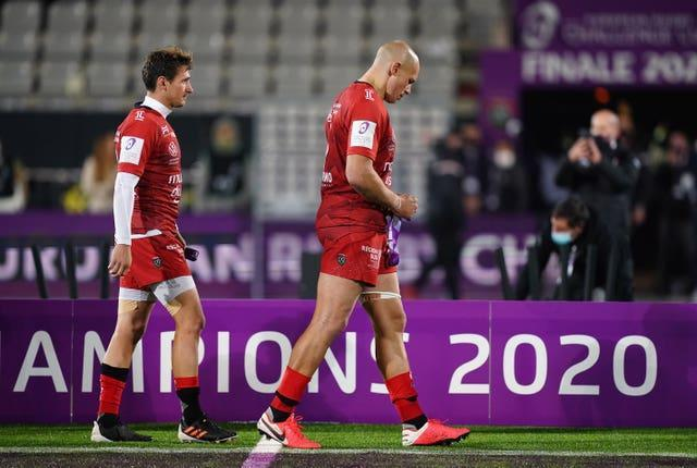 Last year's beaten finalists Toulon had been considered withdrawing