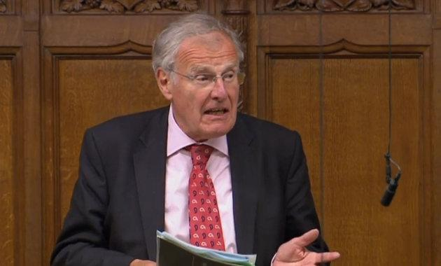 Sir Christopher Chope insists he is not a