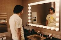 <p>Chris Smith's superb documentary reveals that there really was a method to Jim Carrey's Method-actor madness on the set of the 1999 Andy Kaufman biopic <em>Man in the Moon</em>. At the same time, <em>Jim & Andy </em>also exposes how that level of crazy commitment took a toll on Carrey and everyone around him. Far more than just a glorified Blu-ray bonus feature, the film both celebrates and punctures the mystique of the Method. <em>— E.A. </em>(Photo: Netflix) </p>
