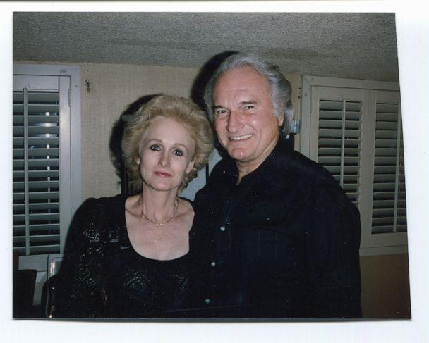 PHOTO: Husband and wife Ron and Margaret Rudin pictured at an unknown date. Both had been married four times previously. (Margaret Rudin)