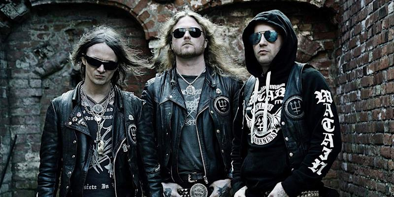 Watain guitarist Pelle Forsberg denied entry to US, band forced to tour without him