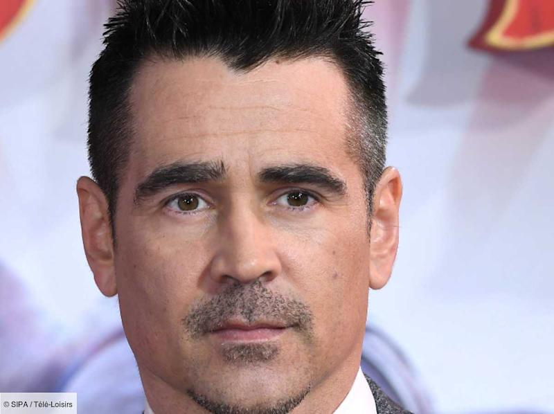Colin Farrell : son incroyable transformation physique (PHOTO)