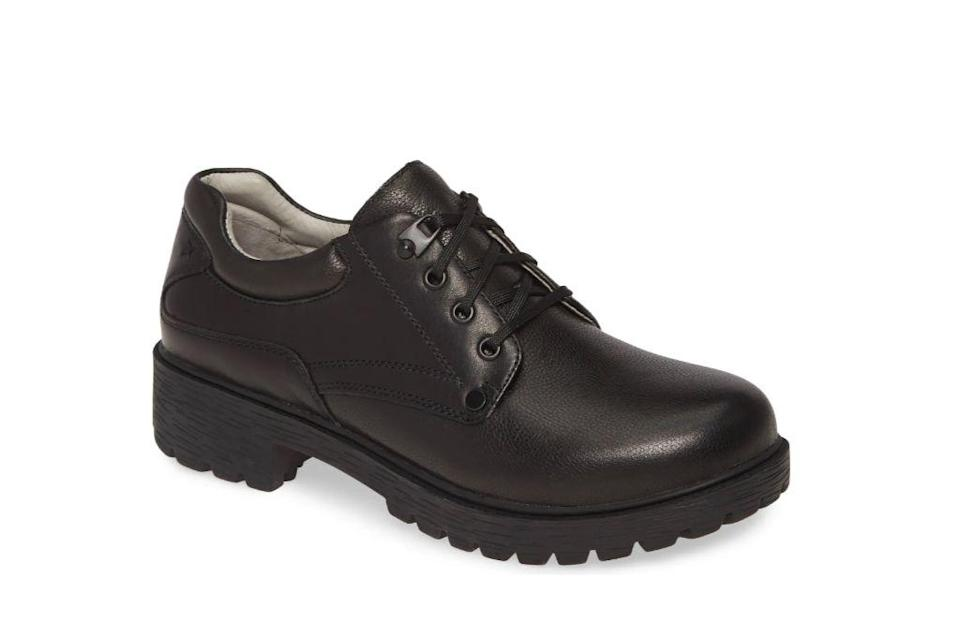 cherly derby alegria, brogue shoes