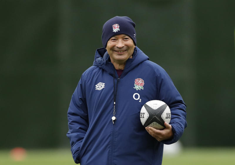 Britain Rugby England