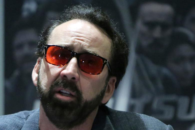 Nicolas Cage to play Nicolas Cage in movie about Nicolas Cage