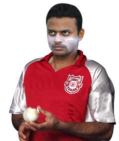Shalabh Srivastava: The Uttar Pradesh left-arm seamer represents Kings XI Punjab in the IPL. He also played for India in the Under-19 World Cup in Sri Lanka, finishing the tournament as India's leading wicket taker. After snapping ties with ICL, he returned to the domestic scene in 2009. Srivastava has denied involvement in spot-fixing after he was suspended from all forms of cricket following India TV's sting operation that showed him demanding Rs.10 lakh to bowl a no-ball. He played eight matches for Kings XI Punjab in 2010 and another six in 2011. He has not yet played in IPL-V.