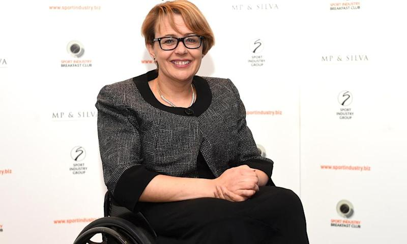 Tanni Grey-Thompson, who won 16 medals across five Paralympic Games