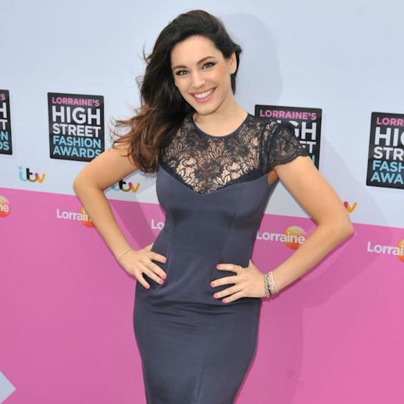 Kelly Brook Lands Role In New British Movie Inspired By Bonnie And Clyde
