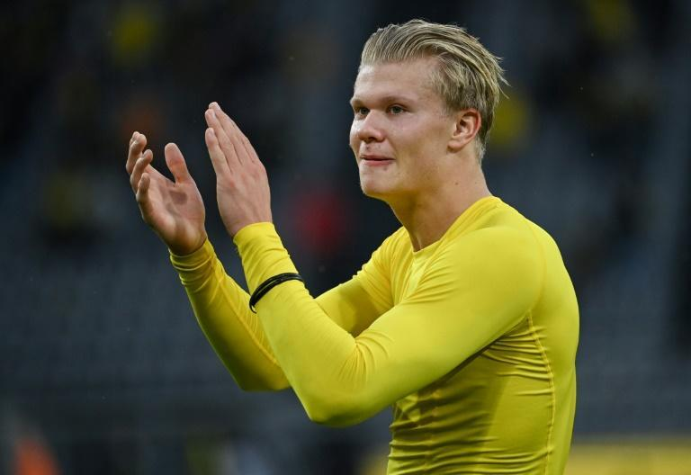 Erling Braut Haaland scored 10 goals in last season's Champions League with Red Bull Salzburg and then Borussia Dortmund