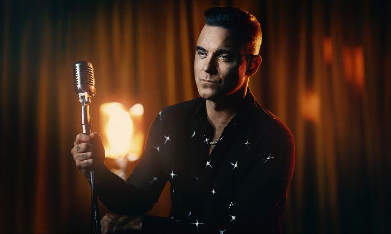 Robbie Williams announces 2020 Las Vegas residency
