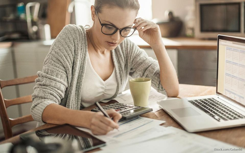 Paying off debt with your tax return