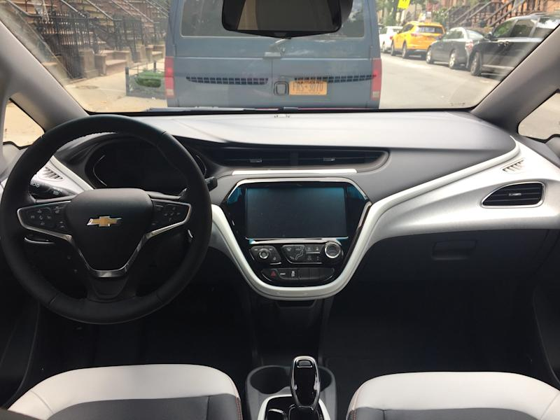 I Drove A 44000 Chevy Bolt For A Weekend Heres How It Made Me A