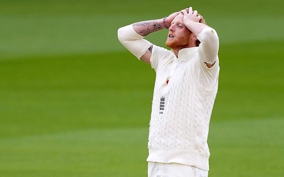 Ben Stokes - Ben Stokes to miss rest of Pakistan series for family reasons - PA