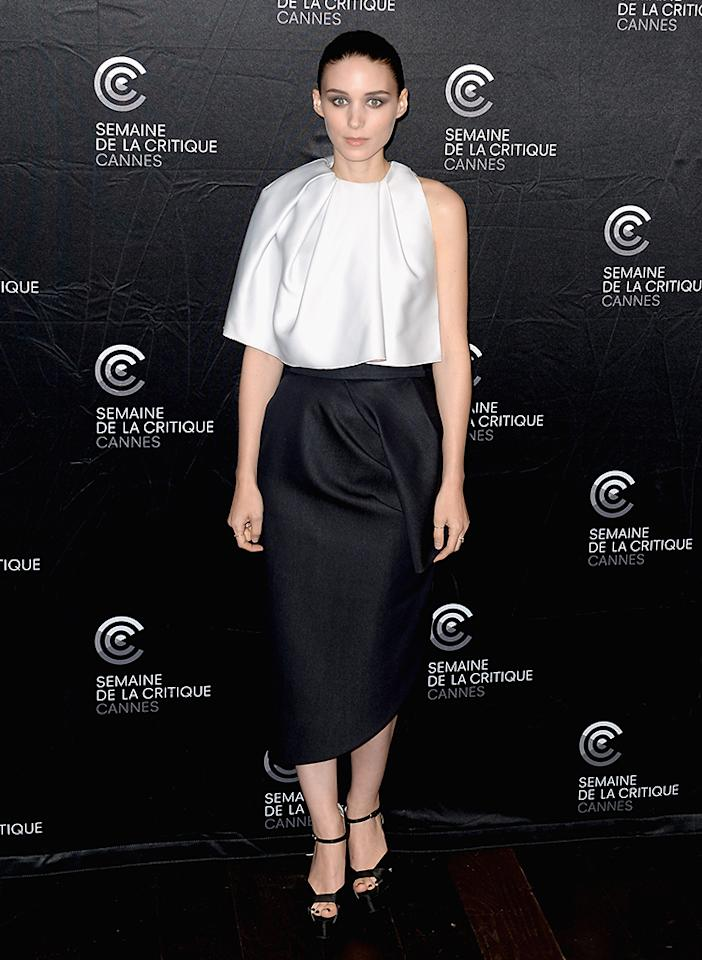 CANNES, FRANCE - MAY 18:  Actress Rooney Mara poses during the 'Ain't Them Bodies Saints' Photocall during The 66th Annual Cannes Film Festival at the Palais des Festivals on May 18, 2013 in Cannes, France.  (Photo by Samir Hussein/Getty Images)
