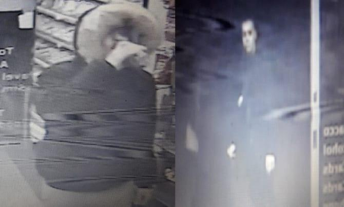 Police would like to identify and trace the males pictured after a student was attacked on Oxford Street on February 24. (Met Police)
