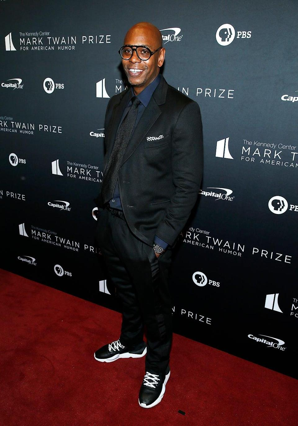 Dave Chappelle (Getty Images)