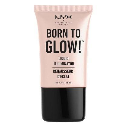 """<p>If you're a fan of extreme highlighting, this product is for you. The <a href=""""https://www.popsugar.com/buy/NYX-Professional-Makeup-Born-Glow-Liquid-Illuminator-311348?p_name=NYX%20Professional%20Makeup%20Born%20to%20Glow%20Liquid%20Illuminator&retailer=ulta.com&pid=311348&price=8&evar1=bella%3Aus&evar9=41810731&evar98=https%3A%2F%2Fwww.popsugar.com%2Fbeauty%2Fphoto-gallery%2F41810731%2Fimage%2F41810741%2FNYX-Professional-Makeup-Born-Glow-Liquid-Illuminator&list1=makeup%2Cbeauty%20products%2Cbeauty%20shopping%2Cnyx%2Cbeauty%20review&prop13=api&pdata=1"""" class=""""link rapid-noclick-resp"""" rel=""""nofollow noopener"""" target=""""_blank"""" data-ylk=""""slk:NYX Professional Makeup Born to Glow Liquid Illuminator"""">NYX Professional Makeup Born to Glow Liquid Illuminator</a> ($8) is perfect for summer when you want that bronzed-goddess look. Apply to your cheekbones for serious strobing or down the center of your legs for a golden, ready-for-shorts glow.</p>"""