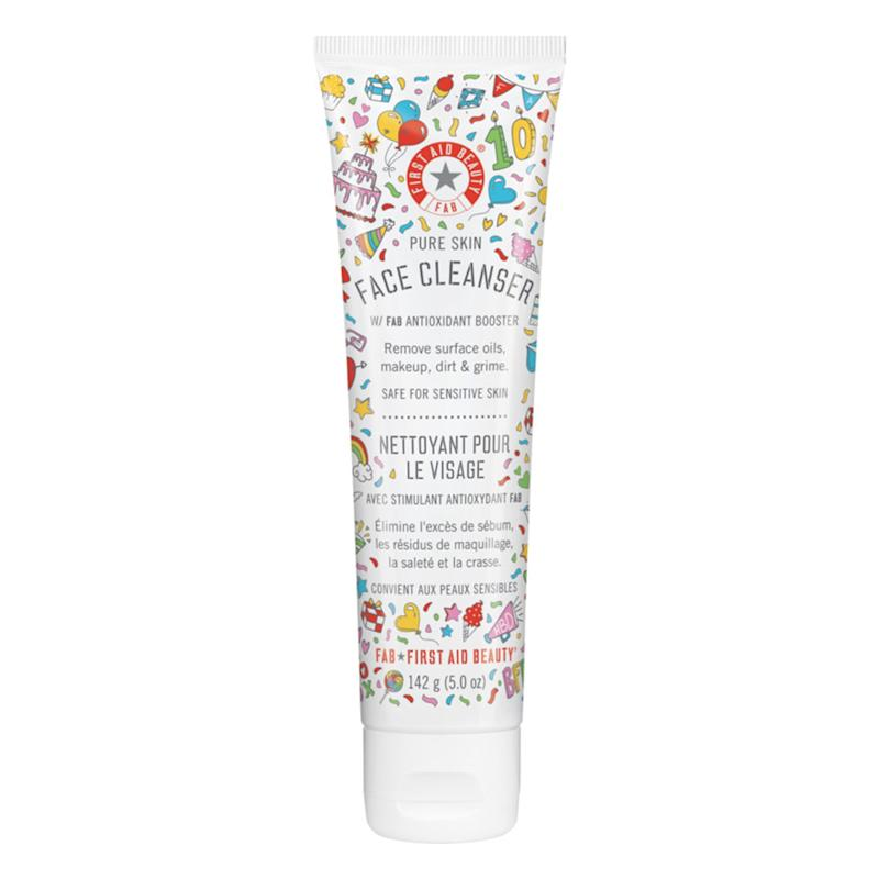 First Aid Beauty Pure Skin Face Cleanser. (Photo: Ulta)