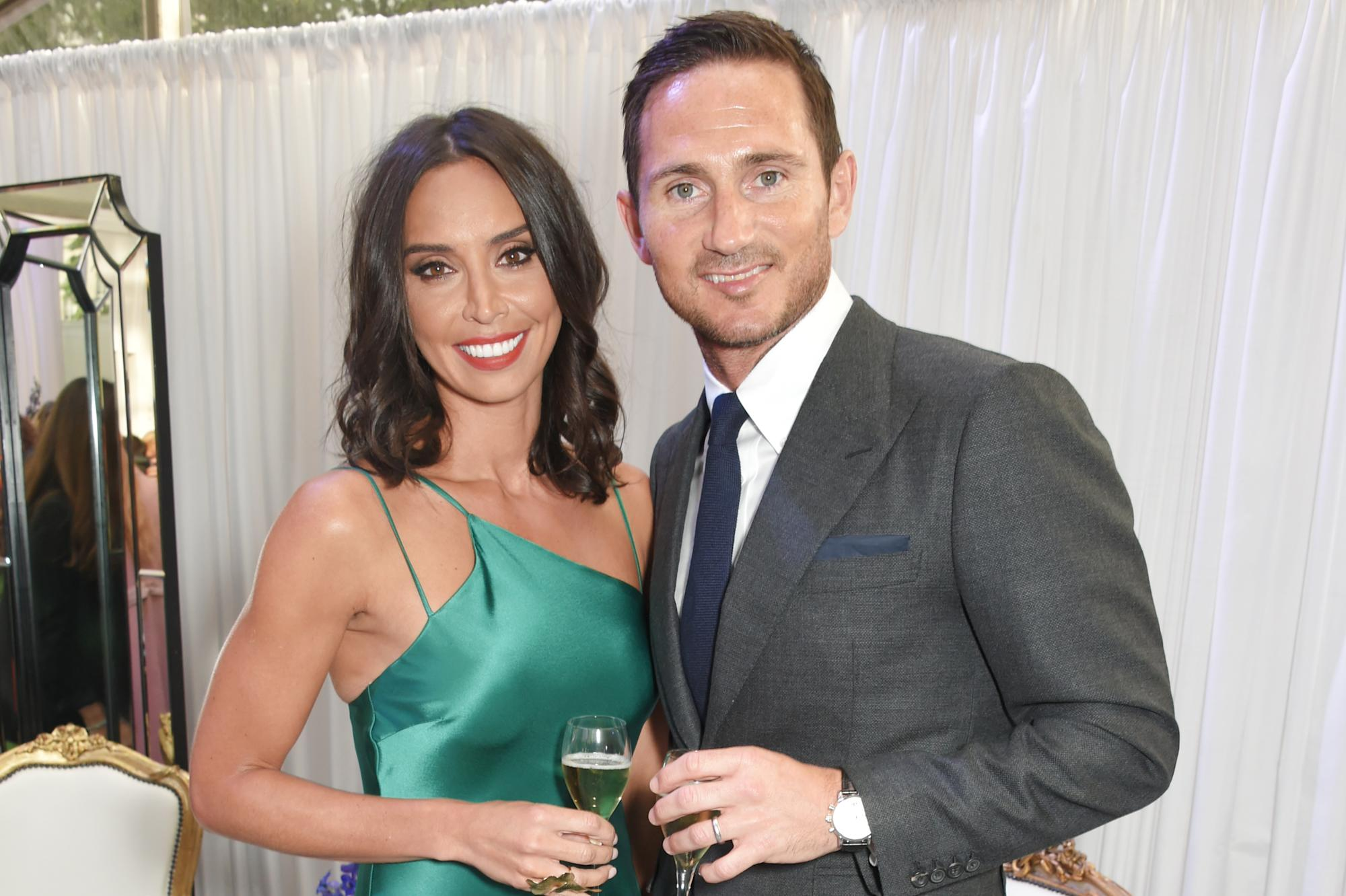 Christine Lampard Has Admitted She Is Nervous About Husband Frank S New Job As Chelsea Manager