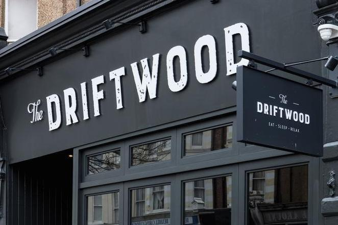 The Driftwood's Austrian-inspired restaurant (Martin Dunford)