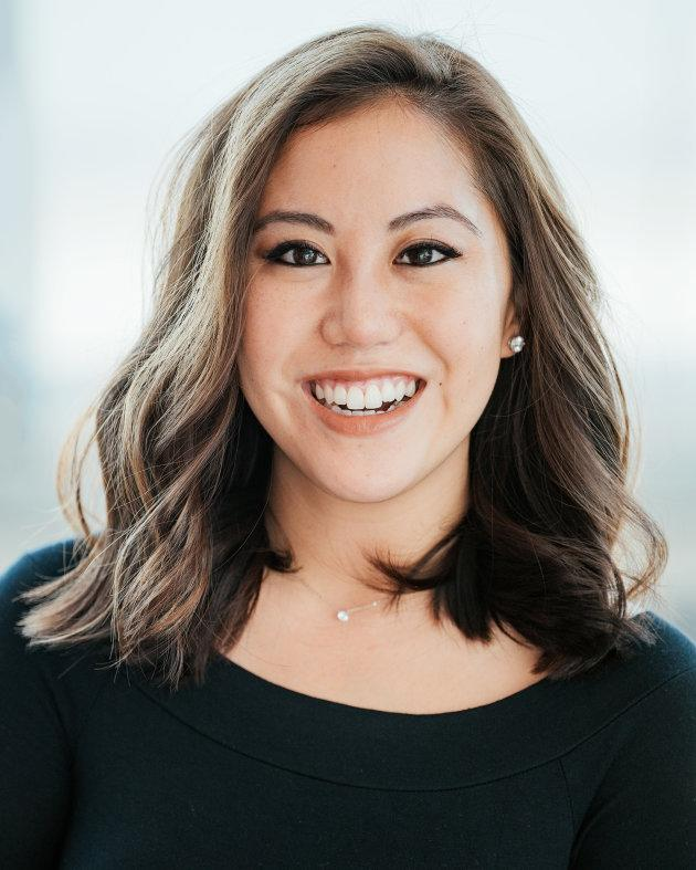 Charmaine Hung, the ethnical program manager for Facebook Dating.