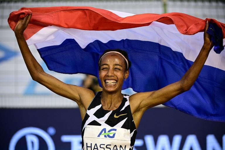 Sifan Hassan sets new women's one-hour world record