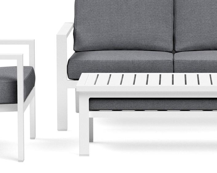 "$1970, Yardbird. <a href=""https://yardbird.com/collections/outdoor-loveseats/products/luna-loveseat-set-with-fixed-chairs"" rel=""nofollow noopener"" target=""_blank"" data-ylk=""slk:Get it now!"" class=""link rapid-noclick-resp"">Get it now!</a>"