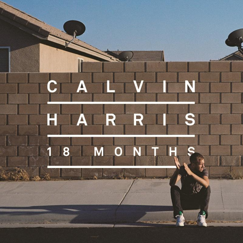 """This CD cover image released by Sony Music Distribution shows """"18 Months, the latest release by Calvin Harris. (AP Photo/Sony Music Distribution)"""