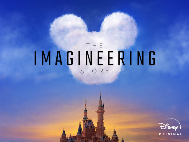 'The Imagineering Story' will take audiences behind the scenes of Disney's theme parks.