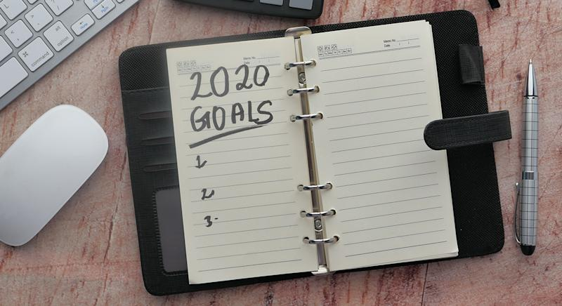 The best planners and dairies to get you organised for the New Year. [Photo: Getty]
