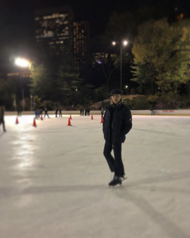 "<p>The model and photographer gave us all the feels when he shared this photo of girlfriend Chloë Grace Moretz ice-skating. The sweetheart needed just one word to caption the pic: ""Beautiful."" Swoon! (Photo: <a href=""https://www.instagram.com/p/BcWixtsjhJr/?taken-by=brooklynbeckham"" rel=""nofollow noopener"" target=""_blank"" data-ylk=""slk:Brooklyn Beckham via Instagram"" class=""link rapid-noclick-resp"">Brooklyn Beckham via Instagram</a>) </p>"