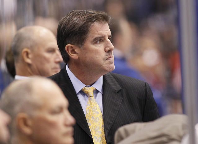 Peter Laviolette hired by Nashville Predators as new head coach