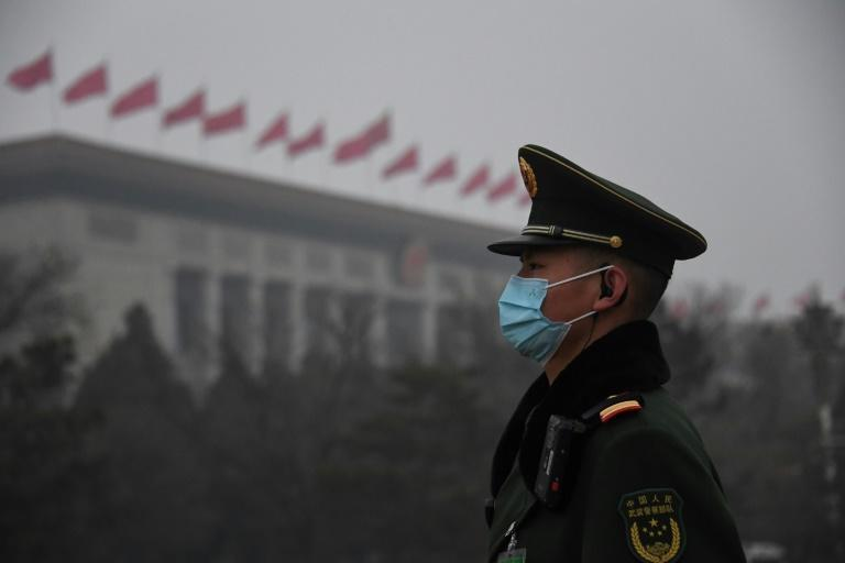 Tight security and pandemic restrictions are in place for China's parliamentary session