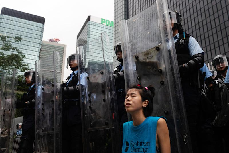 """(Bloomberg) -- While protests that drew hundreds of thousands of people into Hong Kong's streets this month were likely the biggest the city has ever seen, the leaders of the historic series of marches stayed relatively low key.There's good reason: Many heads of the 2014 Occupy movement, which shut down swathes of the former British colony for 79 days, ended up in jail, removed from elected office or both. This time around, demonstrators were careful not to give too much credit to a single leader.Still, the protests brought out an array of colorful characters, some of whom have been fighting from the start to block Chief Executive Carrie Lam's bill that would have allowed extraditions to mainland China. Lam backpedaled in the face of mass demonstrations that led to clashes with riot police, shelving the proposed law indefinitely.In the process, Lam may have brought new unity to the city's fractious opposition. Here are some of the most outspoken critics:Claudia Mo, 62As a former journalist for Agence France-Presse, Claudia Mo's coverage of the crackdown on pro-democracy protesters in Tiananmen Square was a turning point. In Hong Kong, she later won an election in 2012 on a promise to prevent the city's """"mainlandization."""" Mo eventually left the Civic Party she co-founded to form a so-called localist group, HK First, with fellow lawmaker Gary Fan. She protested against the extradition bill in March alongside bookseller Lam Wing-kee, and later saw him off at the airport when he fled to Taiwan amid fears that he could be sent to China for illegally selling books if the bill were to pass.Jimmy Sham, 31Jimmy Sham, as the convener of the Civil Human Rights Front, helped lead a group known for organizing rallies and calling news conferences. """"Hong Kong people no longer believe her apologies,"""" Sham told reporters after Lam's remarks Sunday. The CHRF was founded in 2002 as a broad church of 48 non-governmental and political organizations. It became known for opposing then-Chi"""