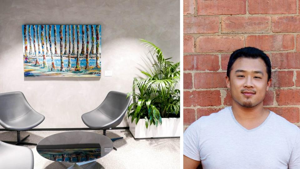 Scott Ko is the founder of ColourSpace. Images: Supplied