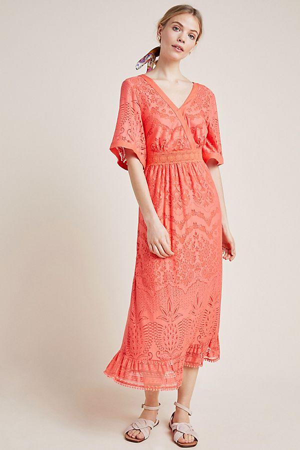 Farm Rio Devore Maxi Dress. (Photo: Anthropologie)