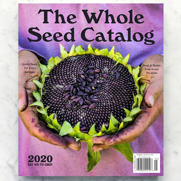 The Whole Seed Catalog