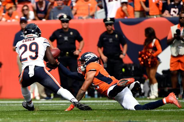 Broncos Journal: Might safety Justin Simmons be first beneficiary of recently-created cap space?