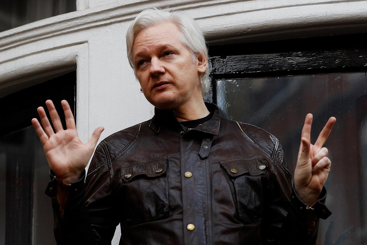 Leaked chat logs on hacks may be part of case against Julian Assange