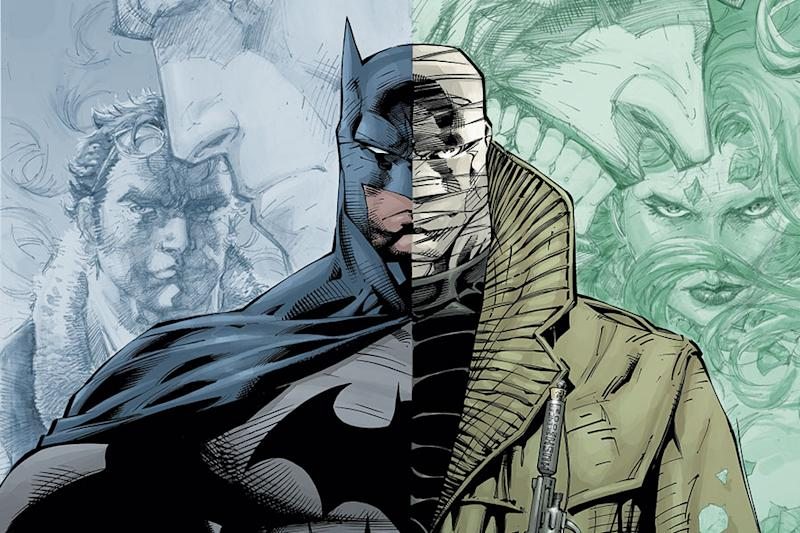 Hush Batman